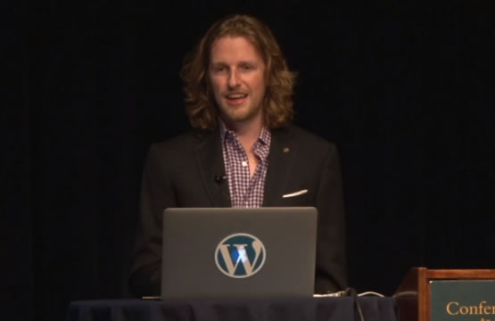 "WordCamp San Francisco: Matt Mullenweg presenta el ""State of the Word 2012"""