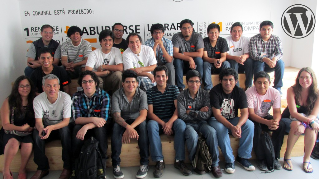 WordPress Lima Meetup – Febrero 2014